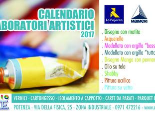 Calendario laboratori Artistici