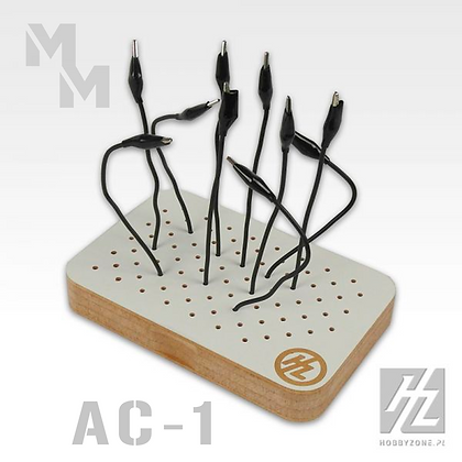AC1 Airbrush Painting Clips Holder