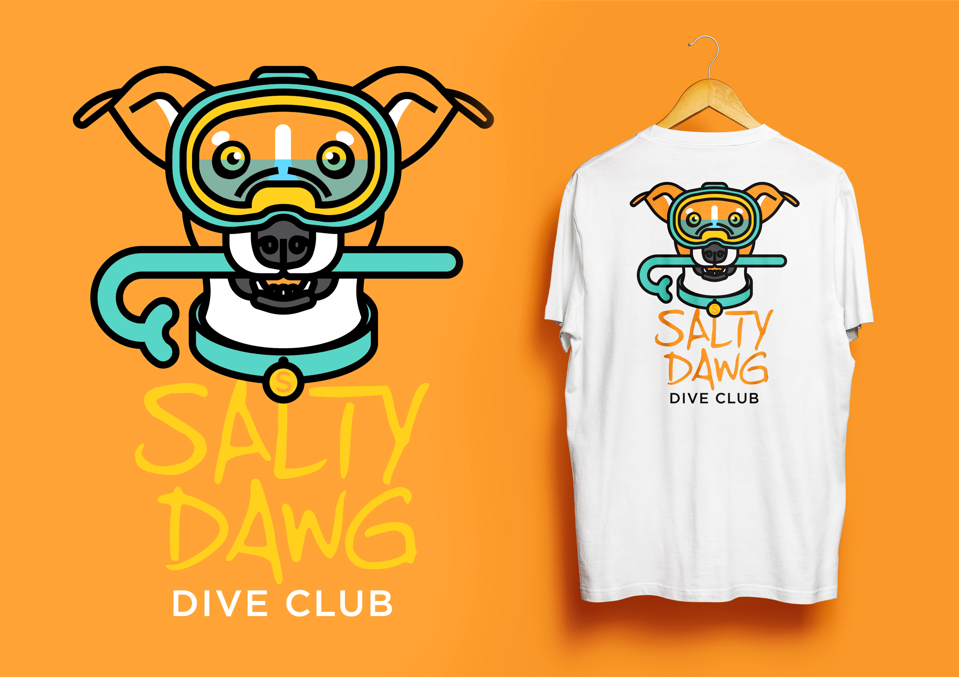 Salty Dawg Dive Club