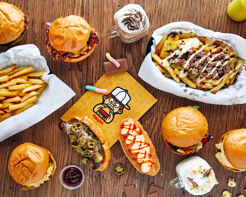 Brades Burgers