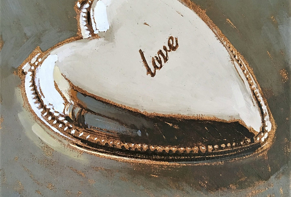 Silver Heart