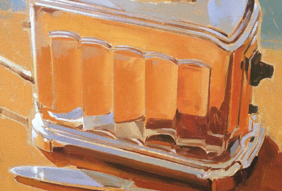 Vintage toast