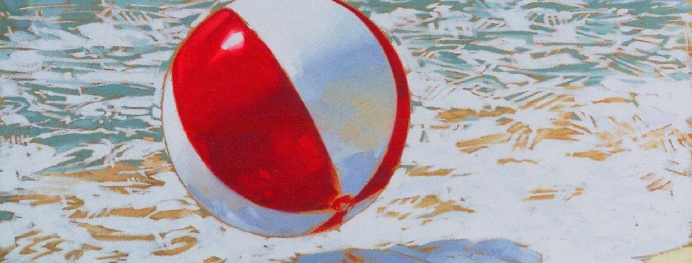 Beachball at Koloa Point