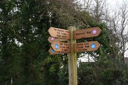 Weavers' Way Path Norfolk