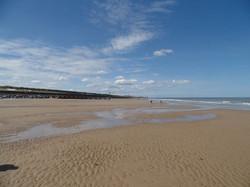 Eccles and Happisburgh Beach