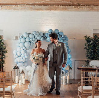 Intimate and Styling Wedding