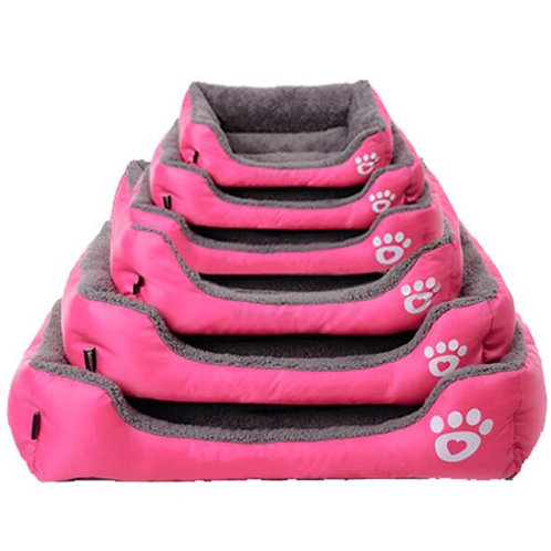 Soft Padded Dog Bed