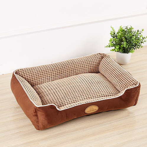 Top Quality Large Breed Dog Bed Sofa Mat House 3 Size Cot Pet Bed House for