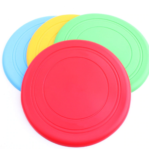 SOFT FLYING DISCS FOR YOUR DOGS