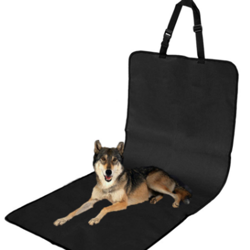 Dog Waterproof Front Cover Car Seat Protector