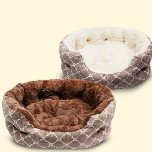 Comfortable Small Dog & Cat Bed