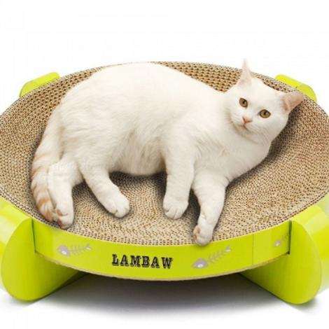 Cat Cardboard Scratcher