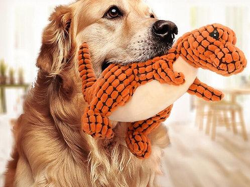 Bite Resistant Dog Toy Dinosaur