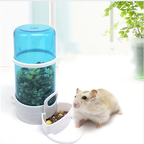 Hamster Automatic Food Dispenser