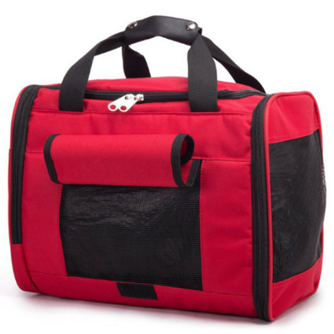 Dog And Cat Travel Carrier Bag