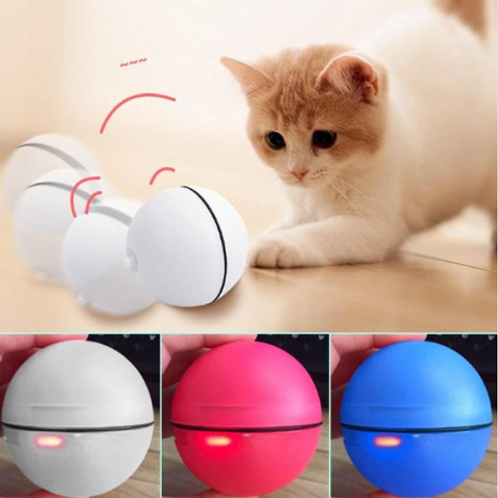 Cat LED Laser Ball Toy