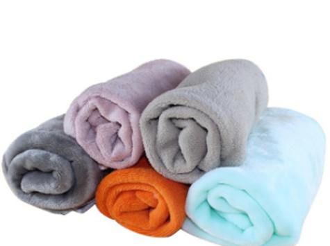 Dog and Cat Soft Warm Fleece Blankets