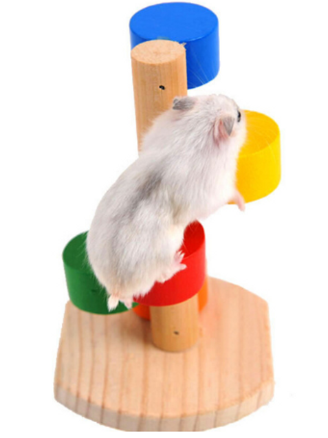 Hamster Climb Toy