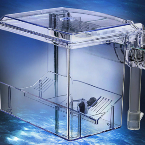 Fish Tank Isolation and Incubation Box