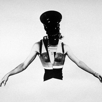 Lynn Hershman Leeson, Camerawoman, from the Phantom Limb series, 1990, silver gelatin  print, 51x61 cm, edition of eight