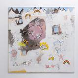 Wolfskind, 2019, oil on canvas, 170x170cm