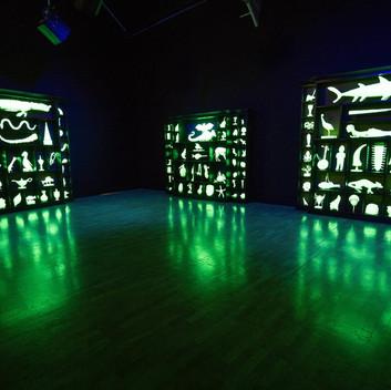 Matk Dion, The Phantom Museum, 2018, Installation View, Whitechapel Gallery