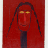 Matthias Dornfeld, Untitled (portrait), 2019, oil on canvas, 100x70cm  EUR 6'600 CHF 7'200