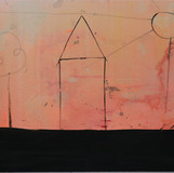 Matthias Dornfeld, Untitled (out of the Haus Baum Sonne-series), 2017, acrylic on canavs, 140x190cm EUR 15'000