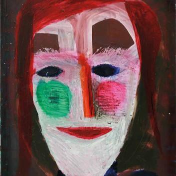 Matthias Dornfeld, untitled, 2010, 110x80cm