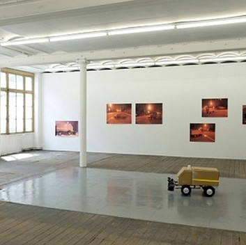 Careful, Don't Get Dirty, installation view, Waldburger Wouters, 2014