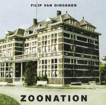 Filip Van Dingenen, Zoonation, 2006, artist book, 176 pages, 20x15.7cm