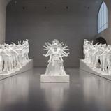 Xu Zhen, Corporate, 2014,  installation view, Kunsthaus Graz