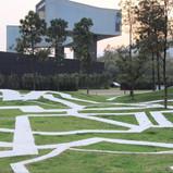 Xu Zhen, Movement Field, installation view, Sifang Museum, Nanjing, 2013