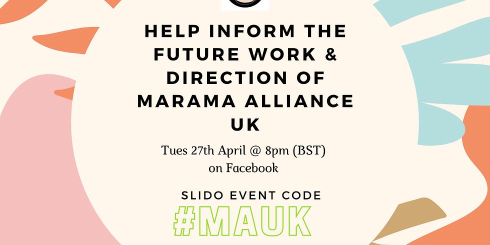 Informing future MAUK work