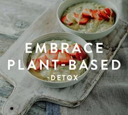 Embrace Plant based