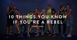 10 Things You Know if you're a Rebel