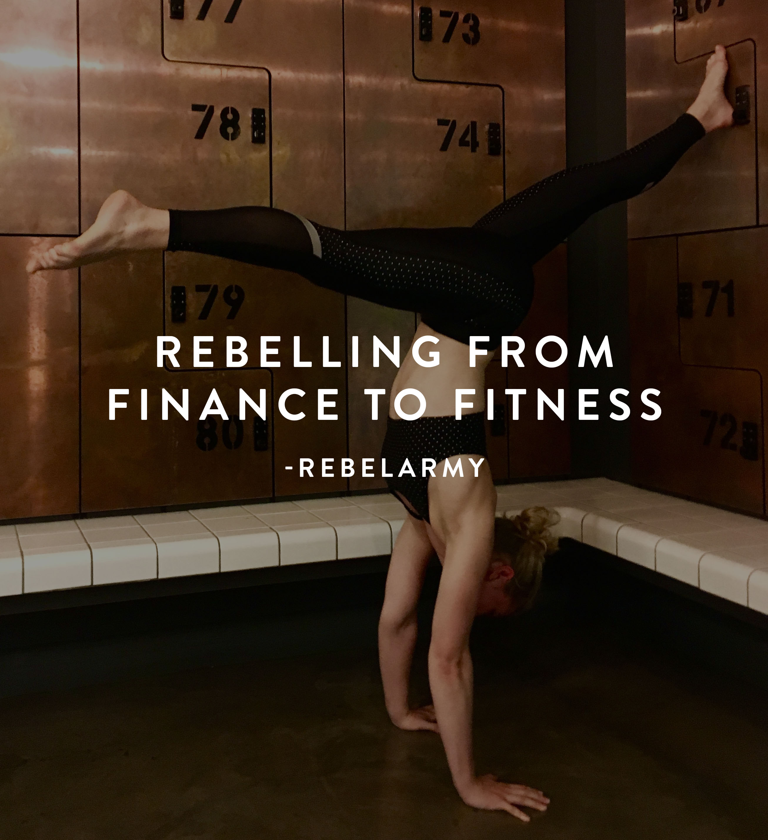 Finance to Fitness