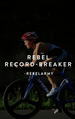 Rebel Record-Breaker