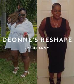 Deonne's Reshape