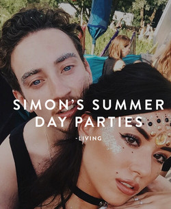 Summer day parties