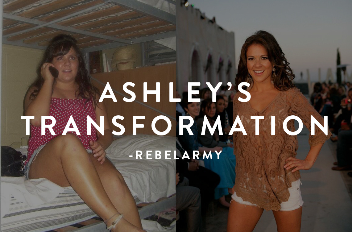 ASHLEY'S TRANSFORMATION