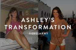 ASHLEY'S TRANSFORMATION