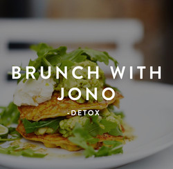BRUNCH WITH JONO