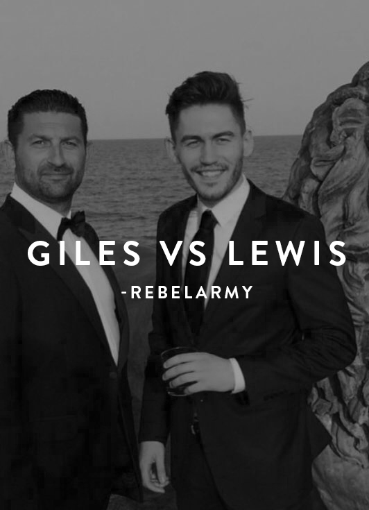 GILES VS LEWIS