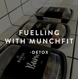 FUELLING WITH MUNCHFIT