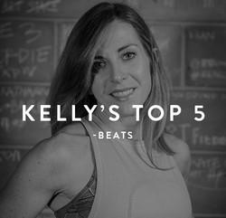 Kelly's top 5