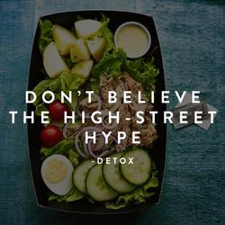 HIGH STREET HYPE