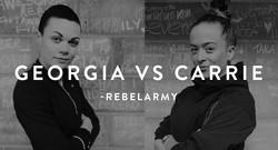 GEORGIA vs CARRIE