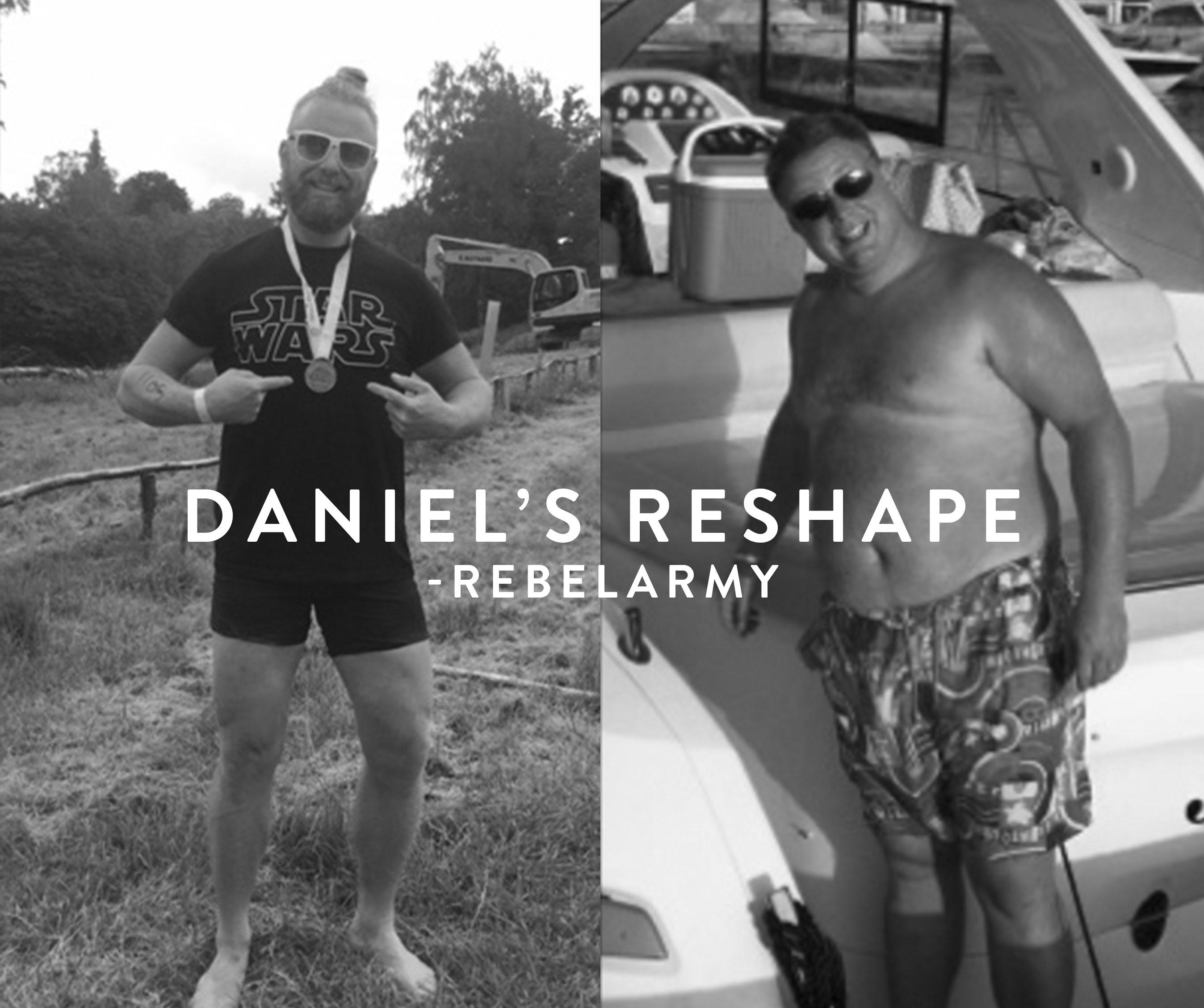 daniels reshape