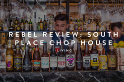 Rebel Review: South Place Chop House